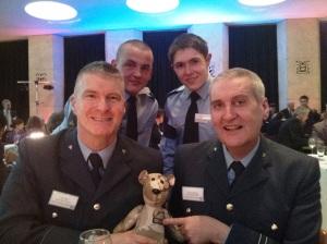 RAFBF @1985 Air Cadets who won best Cadet